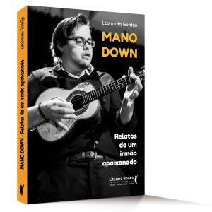 Foto do livro Mano Down