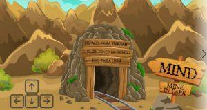 Ilustração do jogo Mind Miner in Dark.